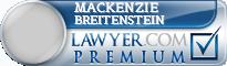 Mackenzie Jill Breitenstein  Lawyer Badge