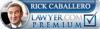 Ricardo A. Caballero  Lawyer Badge