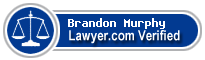 Brandon Erik Murphy  Lawyer Badge