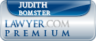 Judith L. Bomster  Lawyer Badge