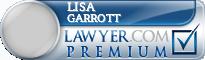 Lisa Marie Garrott  Lawyer Badge
