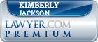 Kimberly Antcliff Jackson  Lawyer Badge