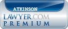 Ashley Atkinson  Lawyer Badge