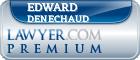 Edward Denechaud  Lawyer Badge