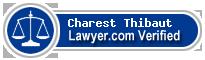 Charest D Thibaut  Lawyer Badge