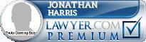 Jonathan C. Harris  Lawyer Badge