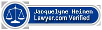 Jacquelyne J Heinen  Lawyer Badge