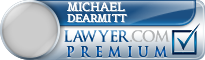 Michael Patrick Dearmitt  Lawyer Badge