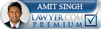 Amit Singh  Lawyer Badge