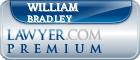 William Ross Bradley  Lawyer Badge