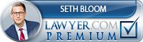 Seth J Bloom  Lawyer Badge