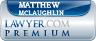Matthew P McLaughlin  Lawyer Badge