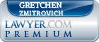 Gretchen Leigh Zmitrovich  Lawyer Badge