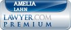 Amelia Katherine Lahn  Lawyer Badge