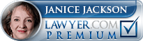 Janice T Jackson  Lawyer Badge