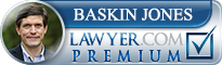 Baskin Jones  Lawyer Badge