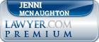Jenni Lea Mcnaughton  Lawyer Badge