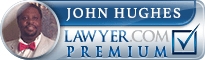 John F Hughes  Lawyer Badge