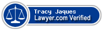 Tracy Lee Jaques  Lawyer Badge