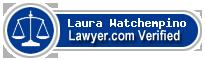 Laura L. Watchempino  Lawyer Badge