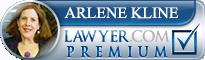 Arlene Kline  Lawyer Badge