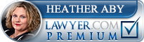 Heather M. Aby  Lawyer Badge
