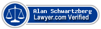Alan L Schwartzberg  Lawyer Badge