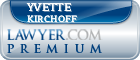Yvette C. Kirchoff  Lawyer Badge