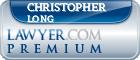 Christopher Douglas Long  Lawyer Badge
