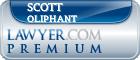 Scott Edward Oliphant  Lawyer Badge