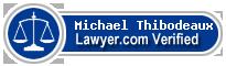 Michael L Thibodeaux  Lawyer Badge