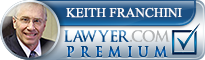 Keith Franchini  Lawyer Badge