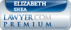 Elizabeth Fontenot Shea  Lawyer Badge