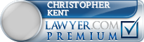 Christopher Tyler Kent  Lawyer Badge