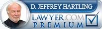 Jeffrey Hartling  Lawyer Badge