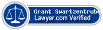 Grant Edward Swartzentruber  Lawyer Badge