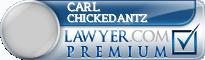 Carl Erik Chickedantz  Lawyer Badge
