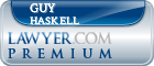 Guy Henry Haskell  Lawyer Badge