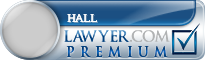 Clifton Hall  Lawyer Badge