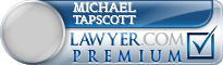 Michael D Tapscott  Lawyer Badge