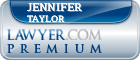 Jennifer Marie Fehrenbach Taylor  Lawyer Badge