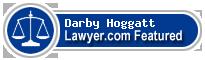 Darby Leroy Hoggatt  Lawyer Badge