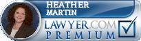 Heather White Martin  Lawyer Badge