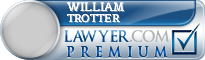 William C Trotter  Lawyer Badge