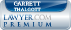 Garrett Wilks Thalgott  Lawyer Badge