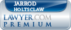 Jarrod Dwight Holtsclaw  Lawyer Badge