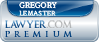 Gregory Wayne Lemaster  Lawyer Badge