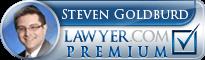 Steven Goldburd  Lawyer Badge