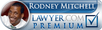 Rodney Carlos Mitchell  Lawyer Badge