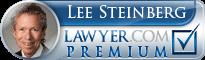 Lee Steinberg  Lawyer Badge